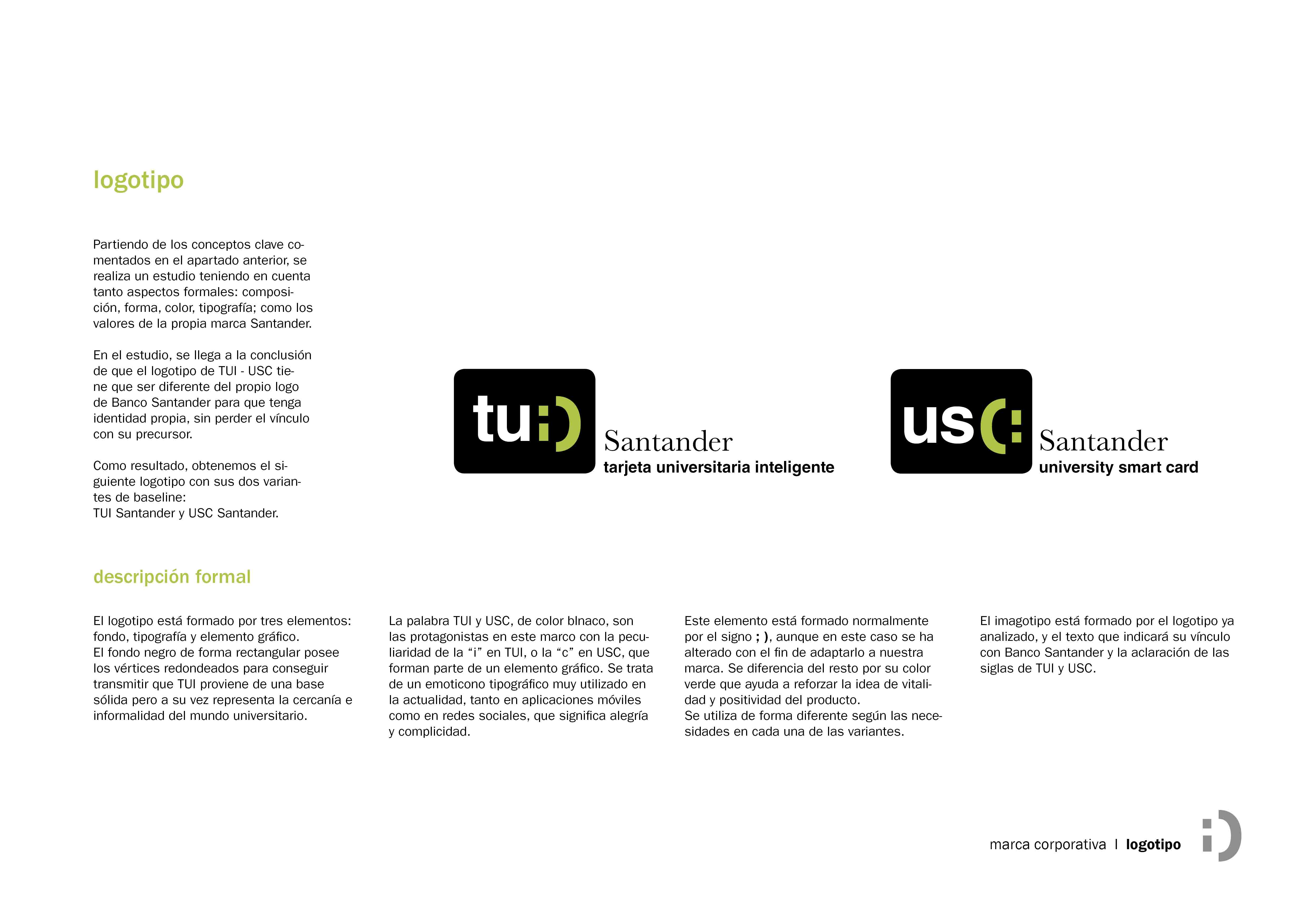 DESIGN A BRAND: marca única TUI Santander
