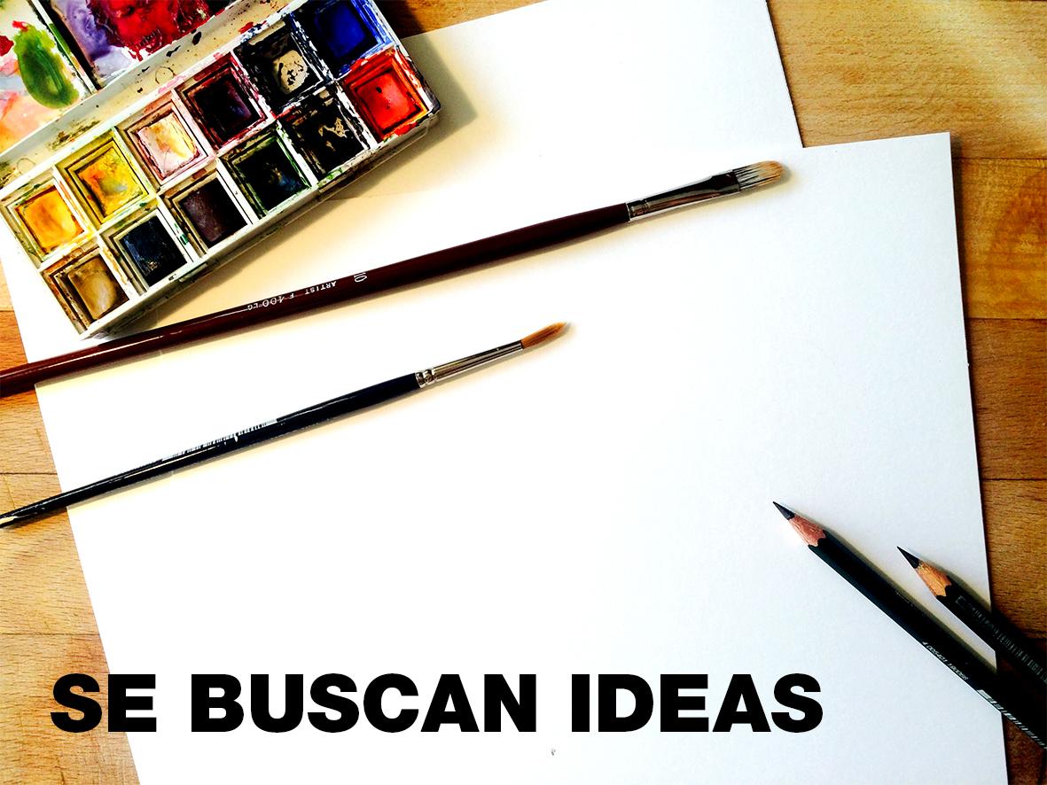 SE BUSCAN IDEAS